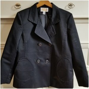 Talbot's Navy Jacket
